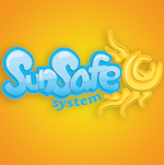 SunSafe Systems Outdoor Promotion System for Branding and Fundraising